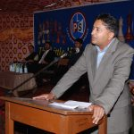 The presidential address of the President of The Punjab Chess Association